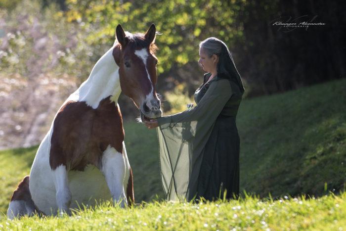 Natural-Horsemanship-horse-around,gerda-beer,pferdetraining