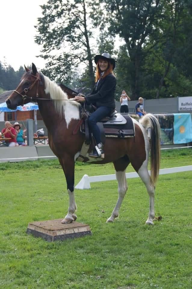 natural-horsemanship, horse-around, gerda-beer